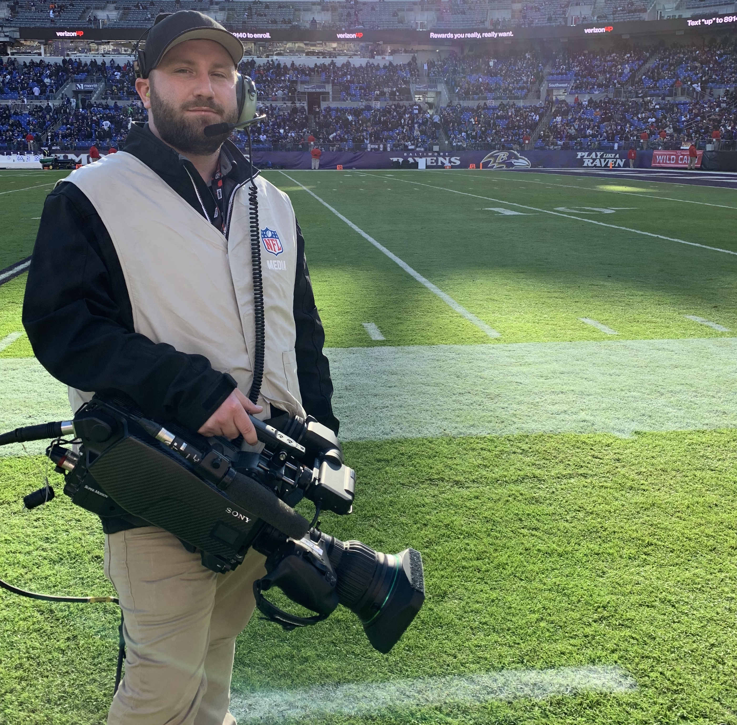 Roddy Named Manager of New Media Studio